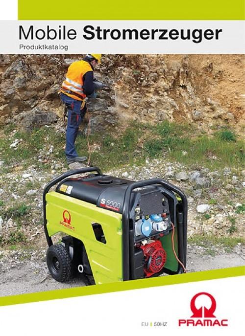 Mobile Stromerzeuger