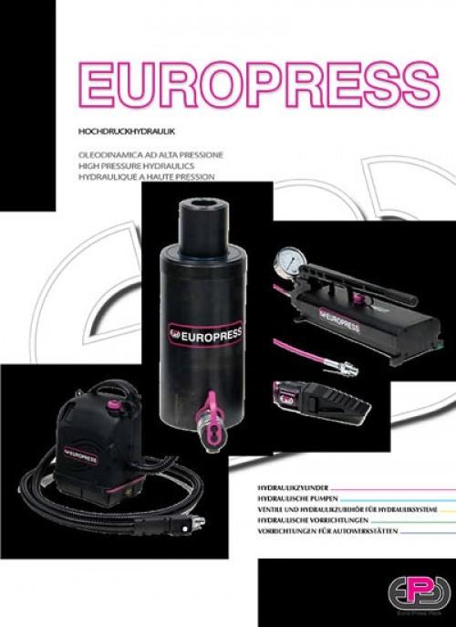 EUROPRESS Hochdruckhydraulik