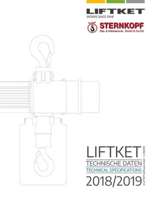 LIFTKET-E-Kettenzüge