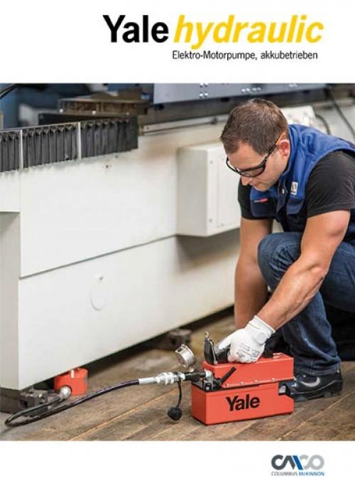 Yale hydraulic Motorpumpe