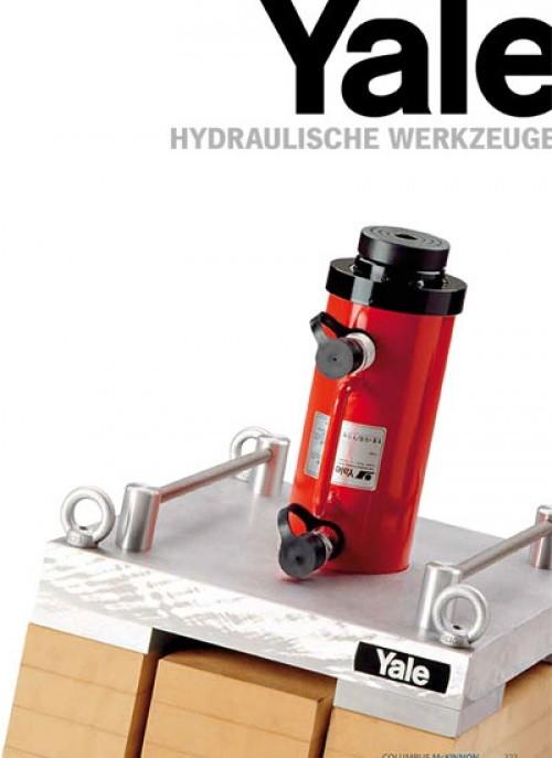 Yale hydraulische Werkzeuge