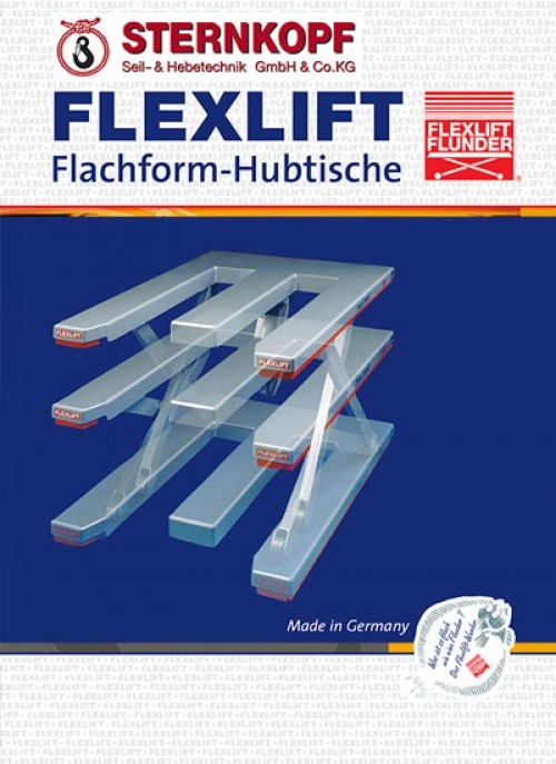 Flachform-Hubtische